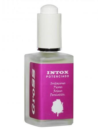 Loción potenciada anticaspa Intox (gotero)